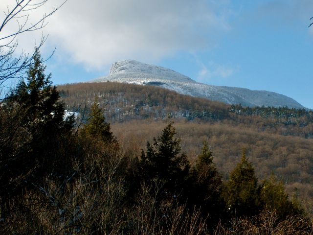 Camel's Hump from the Monroe Trail